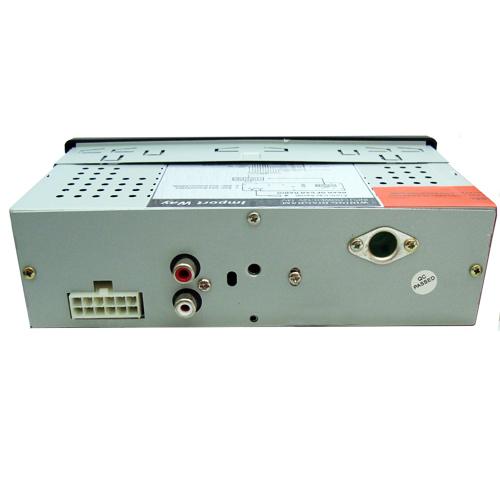 Rádio Mp3 Automotivo Importway KV-9602 Usb Sd Aux  - BEST SALE SHOP