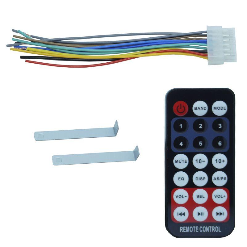Auto Rádio Som Mp3 Player Automotivo Carro First Option 6660 Fm Sd Usb Controle  - BEST SALE SHOP