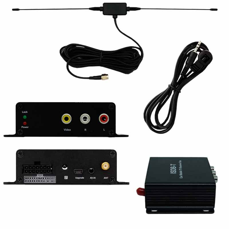 Receptor Tv Digital Automotivo para Dvd Tech One com Antena e Controle  - BEST SALE SHOP