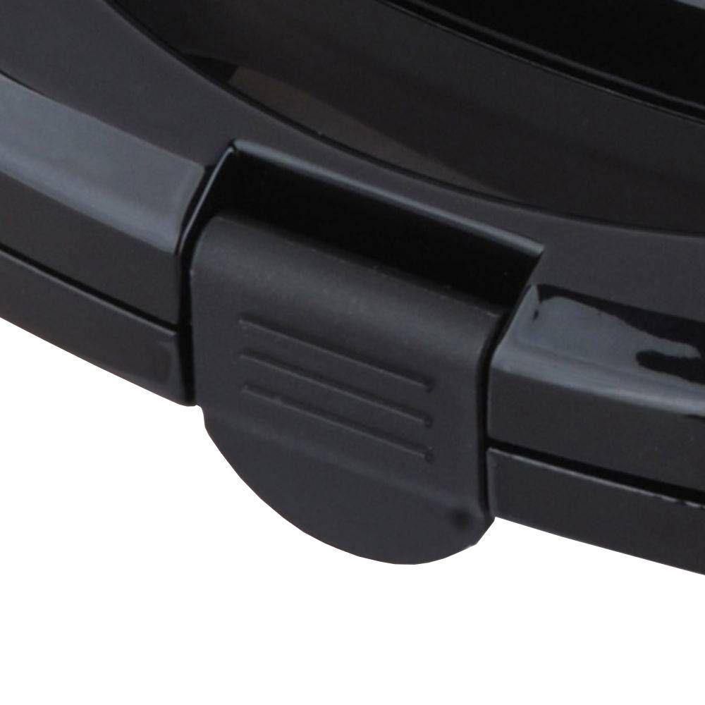 Sanduicheira e Grill Elétrica 110V 750W Dupla Antiaderente Homestar SM-8810 Preta  - BEST SALE SHOP