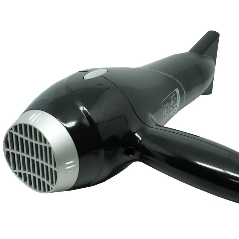 Secador de Cabelo Profissional 2000W 220V Ar Quente e Frio Multilaser Beauty Preto EB03  - BEST SALE SHOP