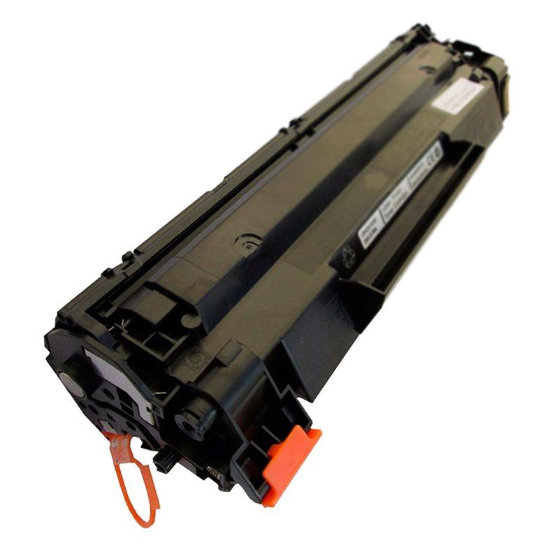 Toner para Impressora Hp 85A 285A Compatível Novo P1102w 1005 1120 1132 1212 Multilaser CT85A Preto