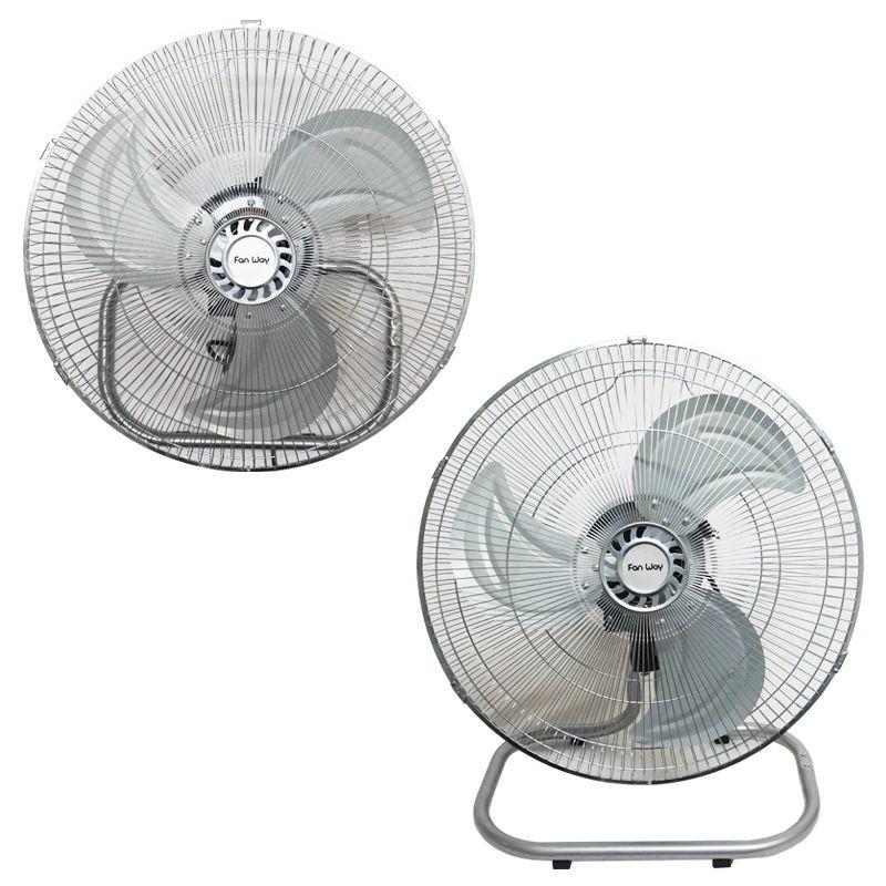Ventilador Industrial 220V Coluna Mesa Parede 50cm Silencioso Potente Fanway  - BEST SALE SHOP