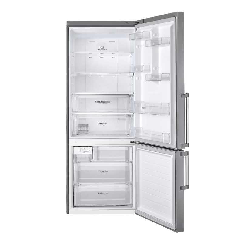 Refrigerador Bottom Freezer Universe 445 L Instalação Livre GC-B559BSB LG