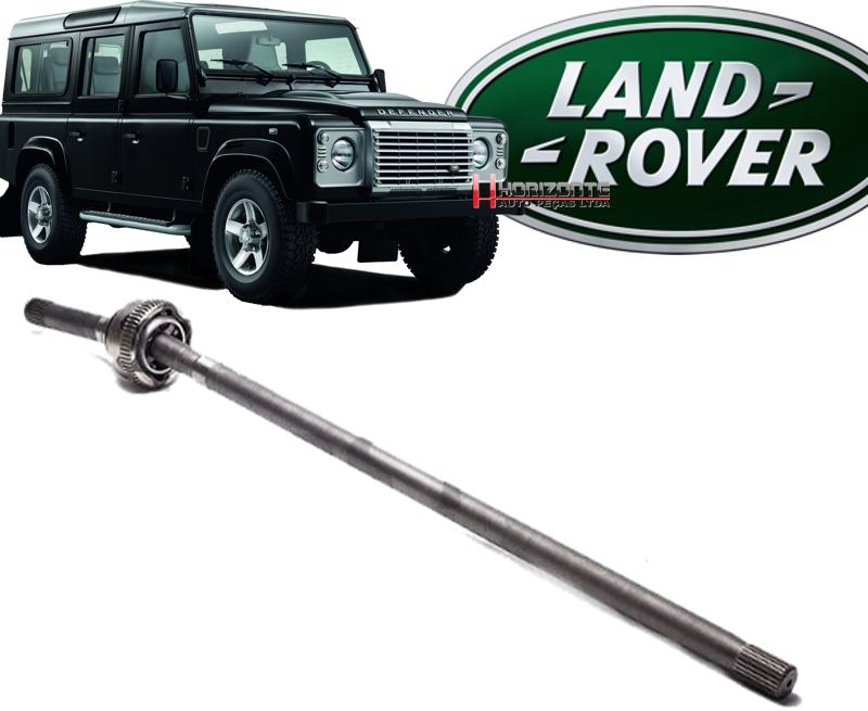 Semi Eixo Homocinetico Land Rover Defender 110 Lado Maior