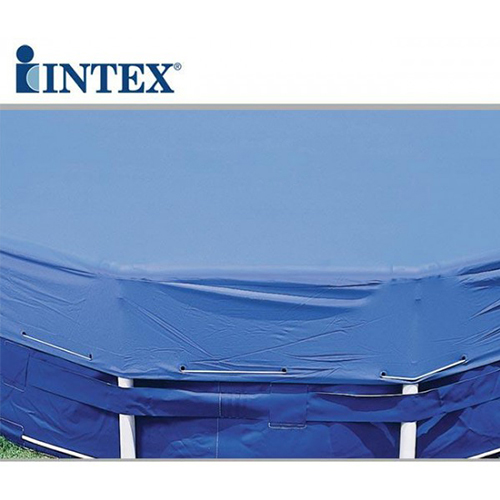 Capa De Proteção 457 Cm Piscina Estrutural E Inflável Intex