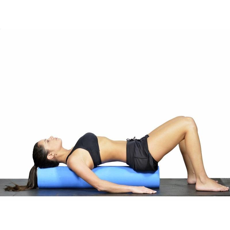 Rolo De Espuma Para Pilates E Yoga Exercicios Fitness Liveup