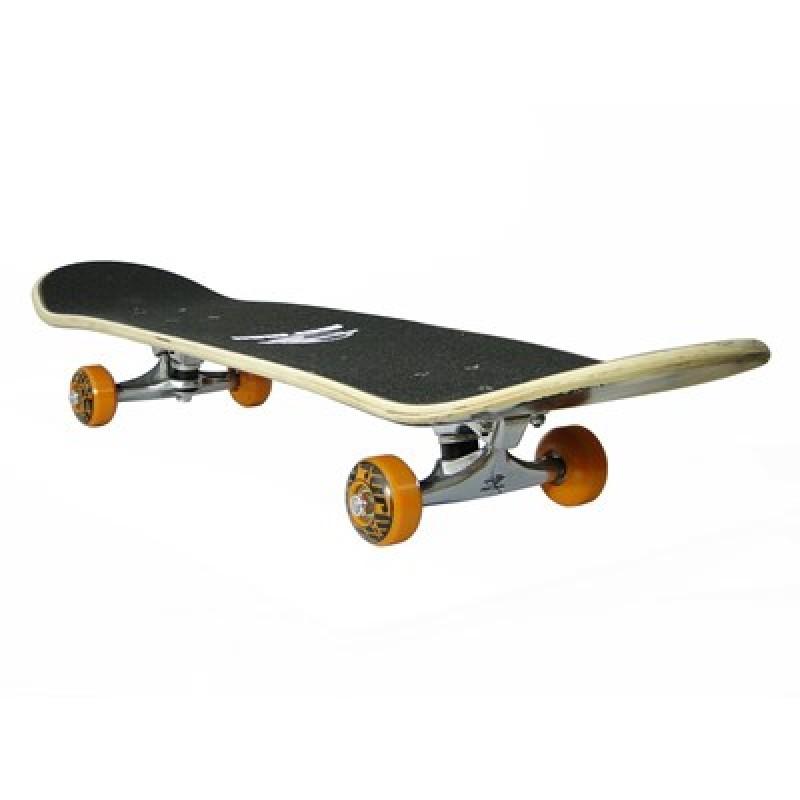Skate Chill Street Completo Profissional Mormaii - Abec5 90a Preto