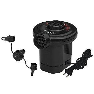 Bomba De Ar Elétrica Quick Fill 220v Produto Infláveis Intex