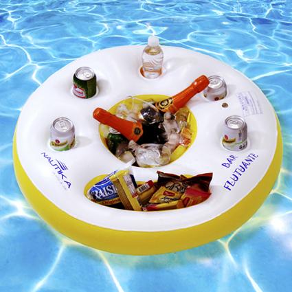 Bar Flutuante Inflável 6 Latas - Nautika