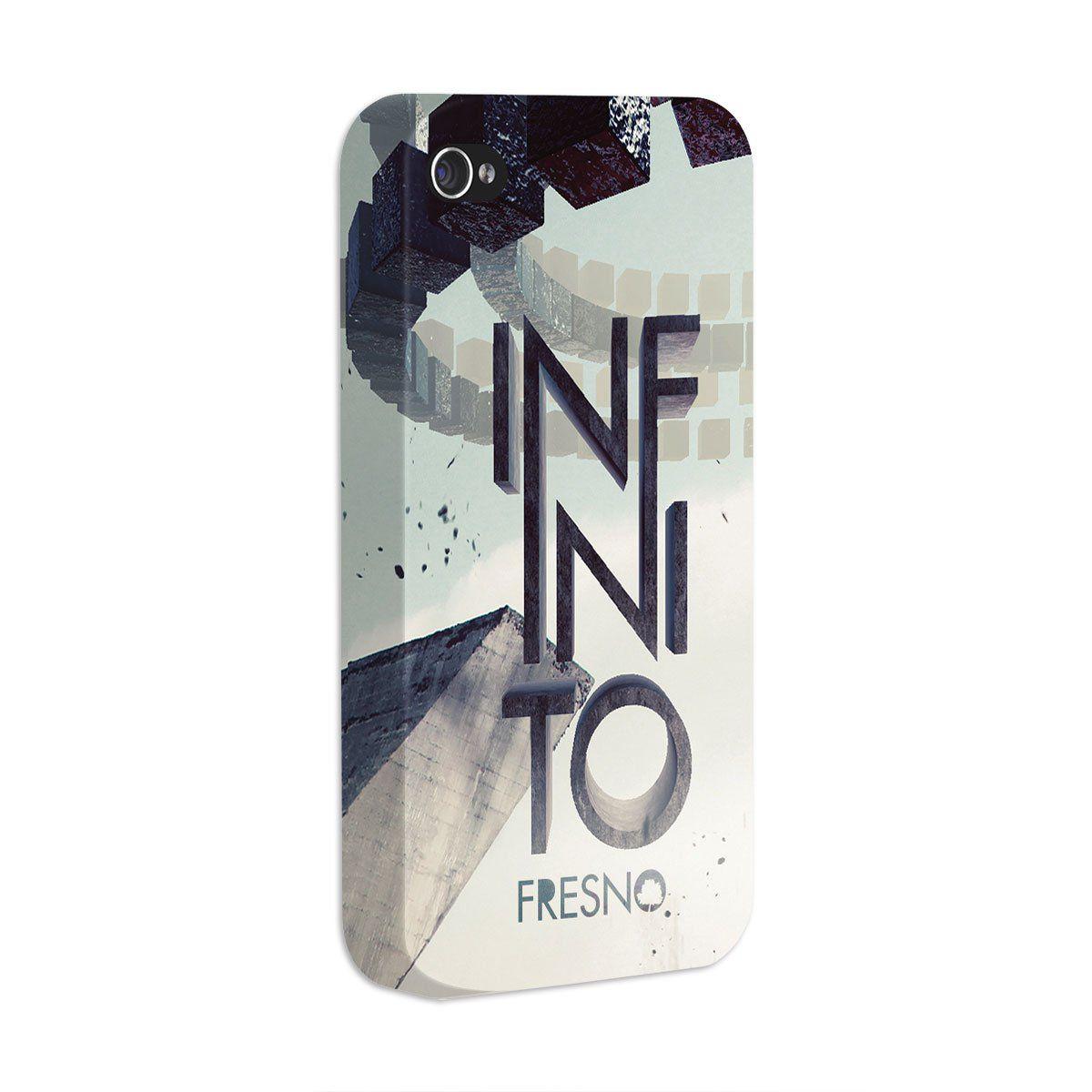 Capa de iPhone 4/4S Fresno - Infinito