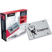 SSD KIT Desktop Notebook Kingston SUV400S3B7A/480G UV400 480GB 2.5 SATA III BOX