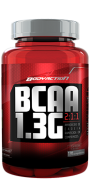 BCAA 1,3G - 120 COMP. - Body Action
