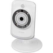 Camera IP Wireless D-LINK DCS-942L Acesso Via iPhone iPad ou Android Visualizacao Noturna