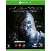 Jogo Terra Me�dia: Sombras de Mordor GOTY XBOX ONE