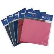 Mouse PAD Caixa com 40UN AC066 - Preto, AZUL, Verde, Rosa e Vermelho