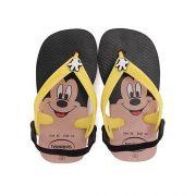 Havaianas TAM 20 Amarelo - BABY Disney Classics