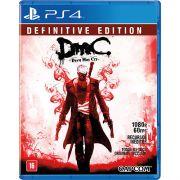 Jogo DMC Devil MAY CRY - PS4