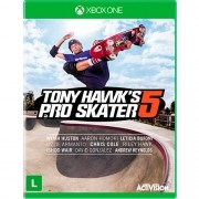Jogo TONY HAWK´S PRO Skater 5  - Xone