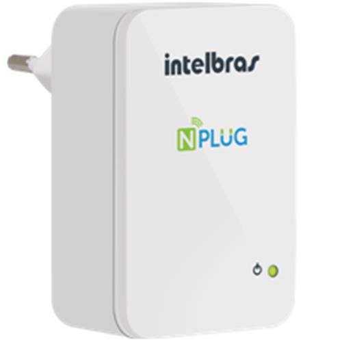 Roteador Intelbras NPLUG Wireless N150 MBPS - 4750023