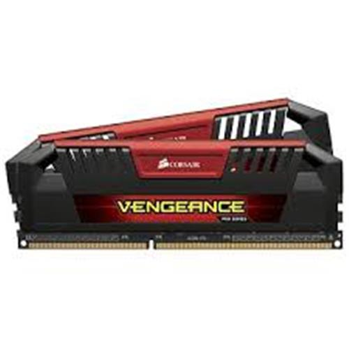 Memoria Corsair 16GB (2X8GB) DDR3 2133MHZ Vengeance RED CMY16GX3M2A2133C11R