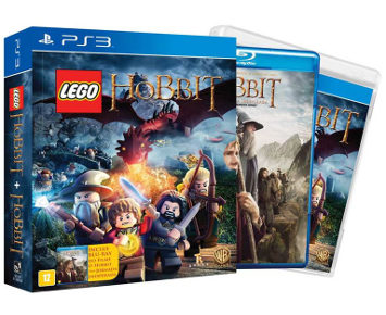 Jogo Warner Bundle Lego Hobbit (PS3*)