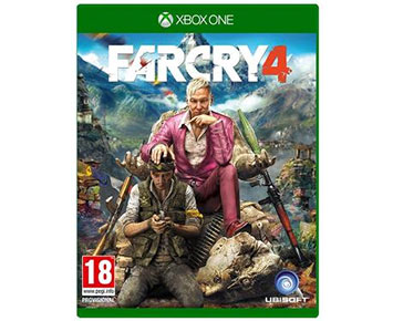 Jogo Ubisoft FAR CRY 4 XBOX ONE (01122649427)