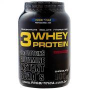 3W Whey Protein - 900g - Probiótica