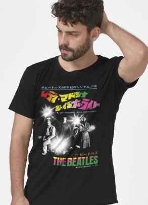 Camiseta Unissex The Beatles The Inner Light Basic