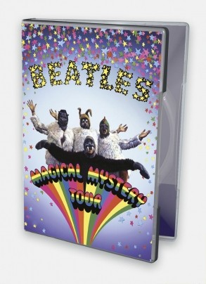 DVD The Beatles - Magical Mystery Tour