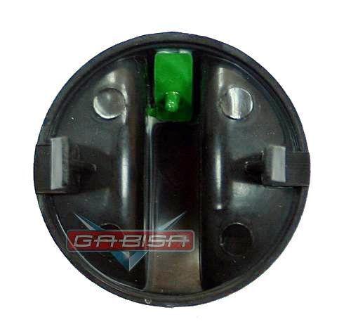 Botão Central Palio Strada Siena G2 D Ventilador Luz Verde  - Gabisa Online Com Imp Exp de Peças Ltda - ME