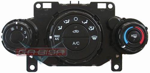 Comando Controle Ar Condicionado New Fiesta 014 017 Ecosport 012 017 cn1519980eb  - Gabisa Online Com Imp Exp de Peças Ltda - ME