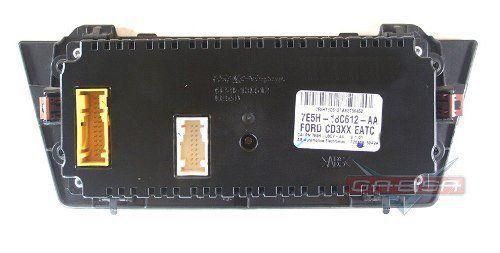 Comando Ar Condicionado Digital Do Painel P Fusion 06 Á 09  - Gabisa Online Com Imp Exp de Peças Ltda - ME