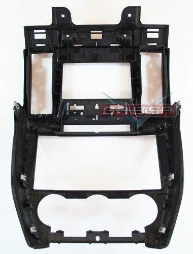 Moldura Preta Central Do Painel Para Land Rover Freelander 2  - Gabisa Online Com Imp Exp de Peças Ltda - ME