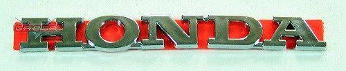 Simbolo Emblema Logotipo Honda Traseiro P/ Honda Civic 96 00  - Gabisa Online Com Imp Exp de Peças Ltda - ME
