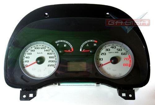 Painel Instrumentos Hodometro Digital P Fiat Idea 1.4 2009  - Gabisa Online Com Imp Exp de Peças Ltda - ME