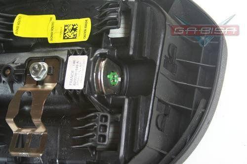 Bolsa Air Bag Do Motorista Original P Renault Megane 06 08  - Gabisa Online Com Imp Exp de Peças Ltda - ME