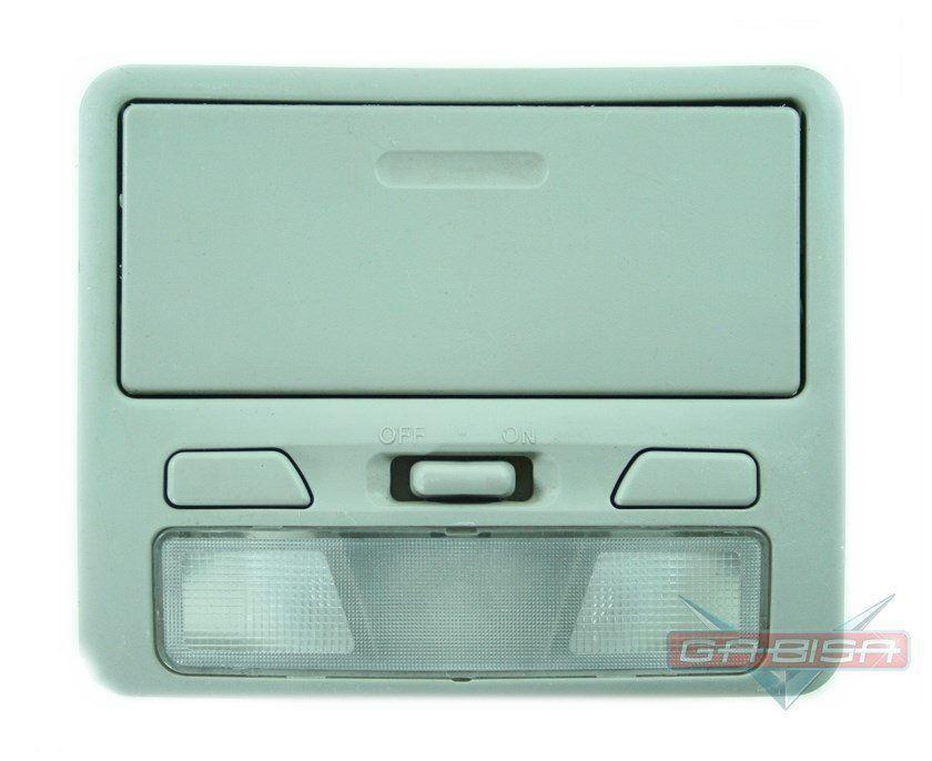 38e817609 Console Luz Teto Porta oculos Mitsubishi L200 Triton 07 à 14 - Gabisa  Online Com Imp ...