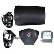 Kit Air Bag Fox Cross Space 013 014 Bolsas Modulo Cintos