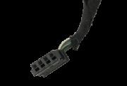 Plug Chicote Conector Do Botão Do Ar Gm Celta 2001 2012