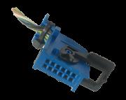 Plug Chicote Do Botão Alerta Desembaçador Computador Milha Fiat Palio Weekend 014 015 016 017 ref 12491