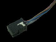 Plug Conector Do Botão Telefone Áudio Bluetooth Da Luz De Teto Do Vw Jetta 2014 8e0971833