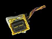 Plug Conector Do Módulo de Air bag Prisma Spin Onix Sonic Cruze 011 012 013 014 015