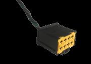 Plug Conector Do Pisca Alerta Clio 01 05 Sandero 12 15 Kangoo Scenic 96 02