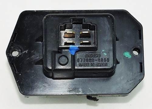 Resistência Da Ventilação Do Ar Crv New Civic 07 08 09 010 2011 077800096  - Gabisa Online Com Imp Exp de Peças Ltda - ME