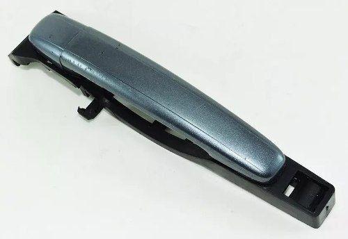 Peugeot 307 2002 2003 2012 Maçaneta Traseira Esquerda Azul  - Gabisa Online Com Imp Exp de Peças Ltda - ME