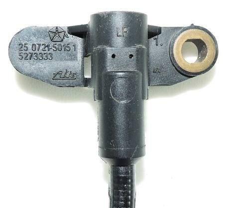 Sensor Do Abs Dianteiro esquerdo Chrysler PT Cruiser 2001 2010 Neon 2000 2001 2002 2003 2004 2005 5273333 25072150151  - Gabisa Online Com Imp Exp de Peças Ltda - ME