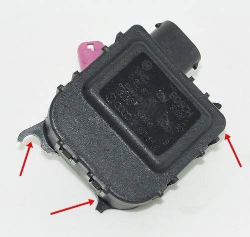 Motor Atuador Do Ar Audi E Volkswagem 1j1907511c 0132801213  - Gabisa Online Com Imp Exp de Peças Ltda - ME
