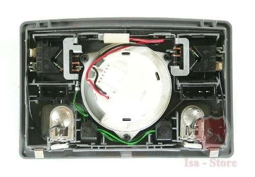 Luz Console C Botão De Teto Solar P Audi A6 1998  - Gabisa Online Com Imp Exp de Peças Ltda - ME
