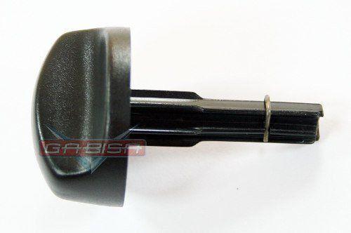 Botão Longo Ford Escort E Verona 88 92 Central De Ventilador  - Gabisa Online Com Imp Exp de Peças Ltda - ME